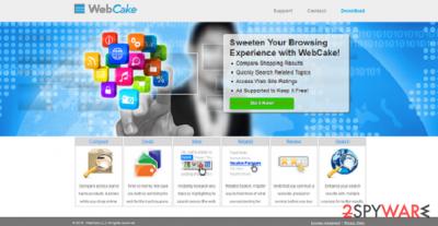 WebCake