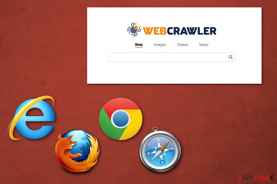 Webcrawler.com virus