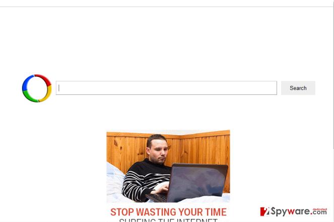Websearch.simplespeedy.info redirect snapshot