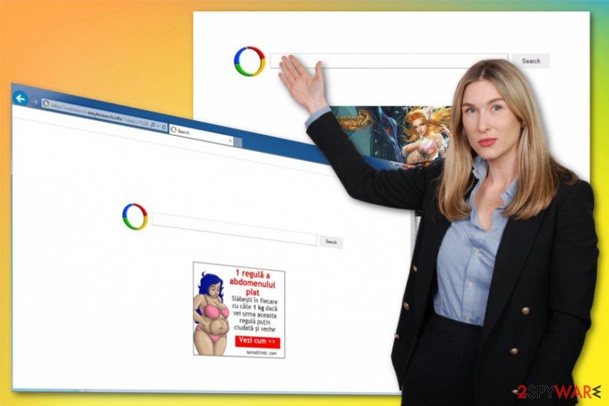 Websearch.eazytosearch.info virus