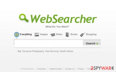 WebSearcher adware