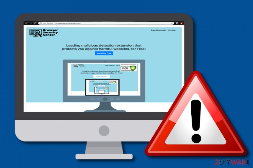 Website Security Checker virus