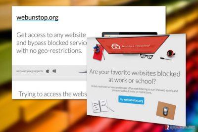 Webunstop.org virus