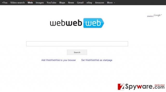 WebWebWeb snapshot