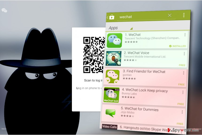 Remove WeChat virus (Removal Guide) - Free Guide
