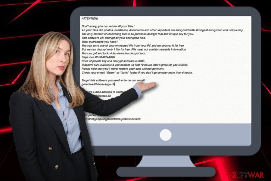 Werd ransomware