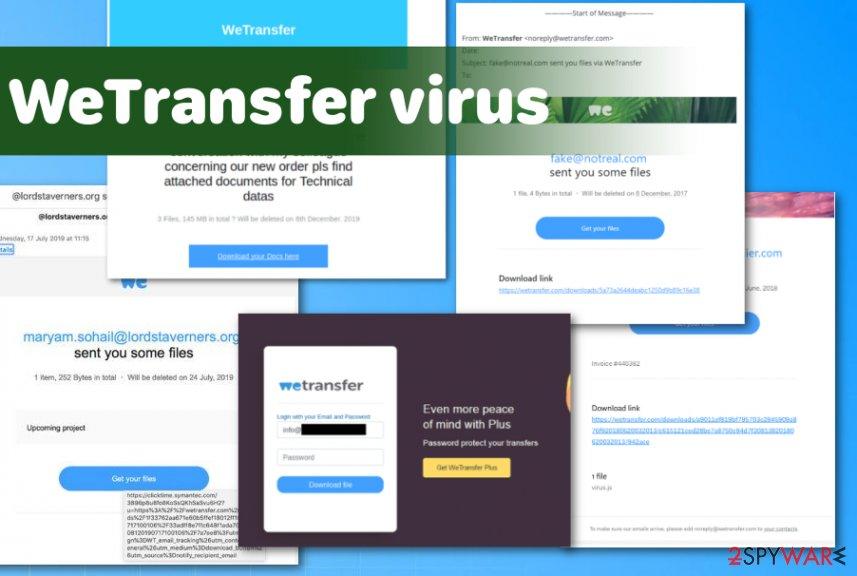 Wetransfer virus