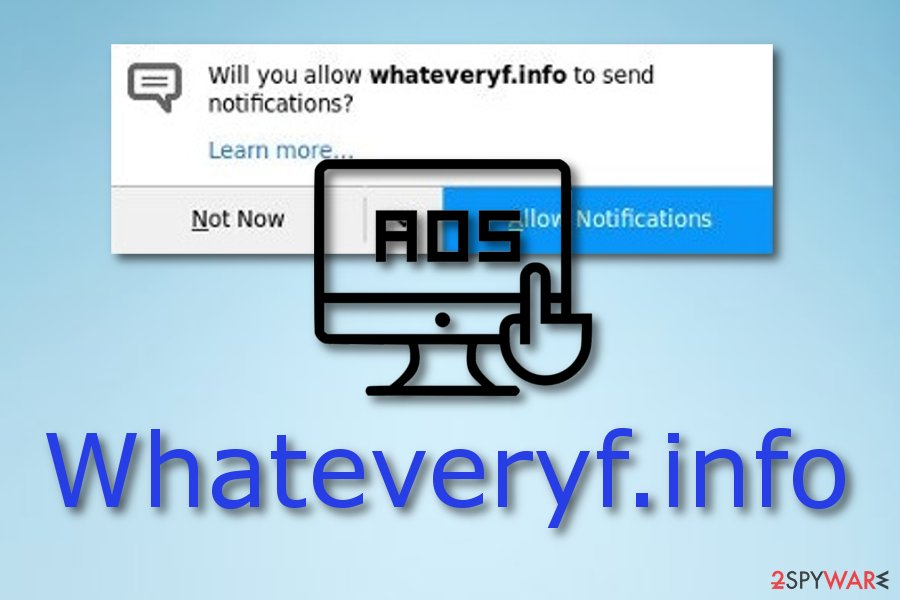 Whateveryf.info adware