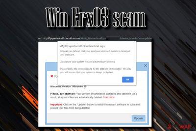 Win Erx03 scam