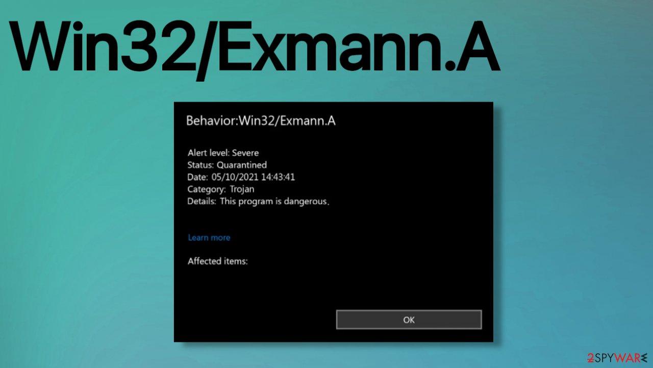Win32/Exmann.A