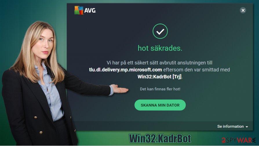 Win32:KadrBot virus
