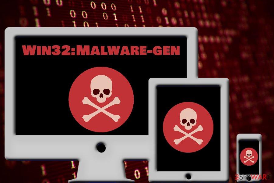 Win32:Malware-gen trojan
