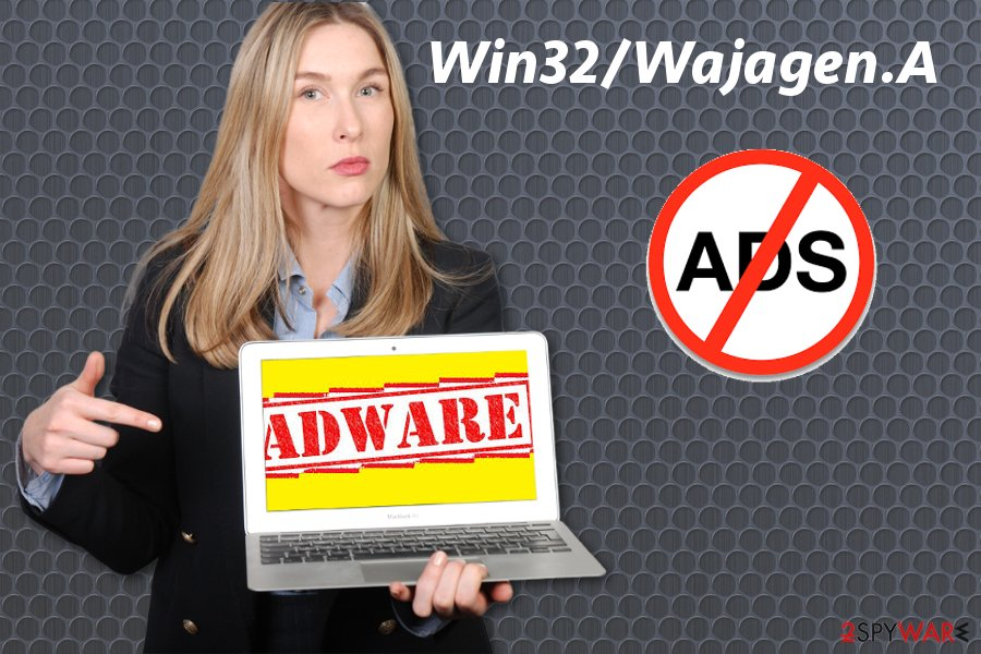 Win32/Wajagen.A