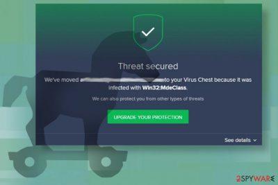 MdeClass virus