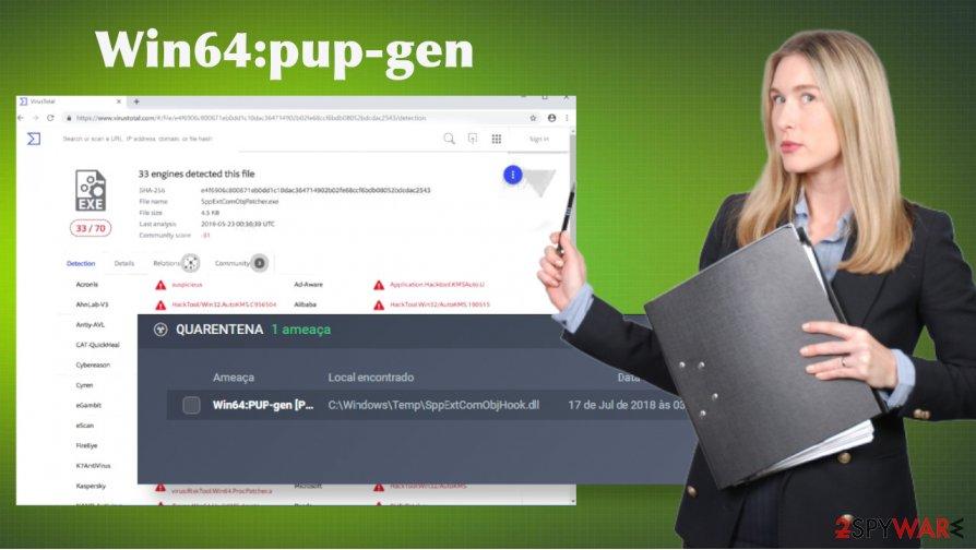 Win64:pup-gen virus