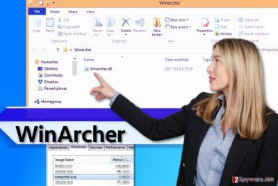 Winarcher adware