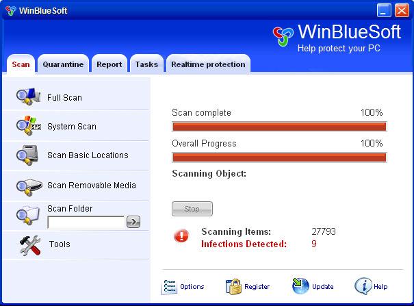 WinBlueSoft