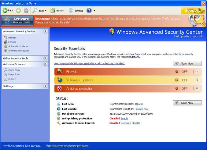 Windows Enterprise Suite