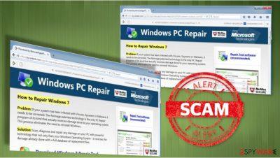 Windows PC Repair