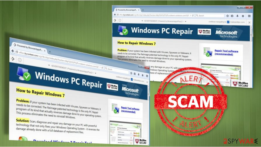 Windows PC Repair