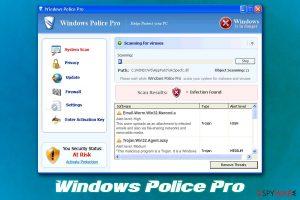 Windows Police PRO