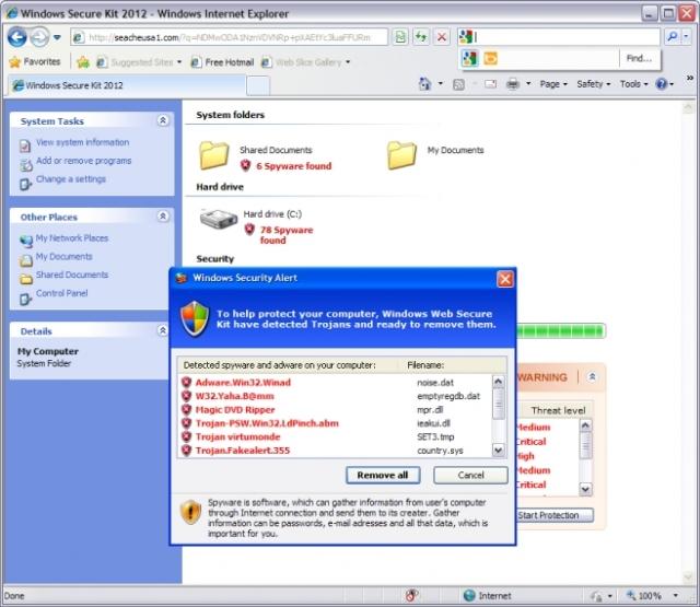 Windows Secure Kit 2012