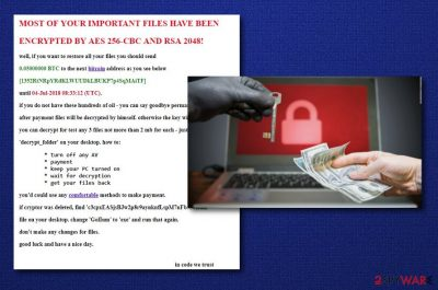 Winsecure ransomware