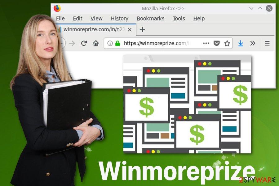 Winmoreprize adware