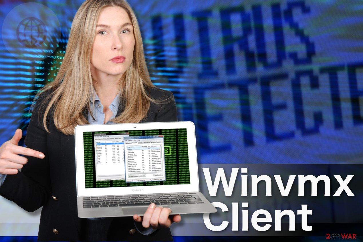 Image of Winvmx Client virus