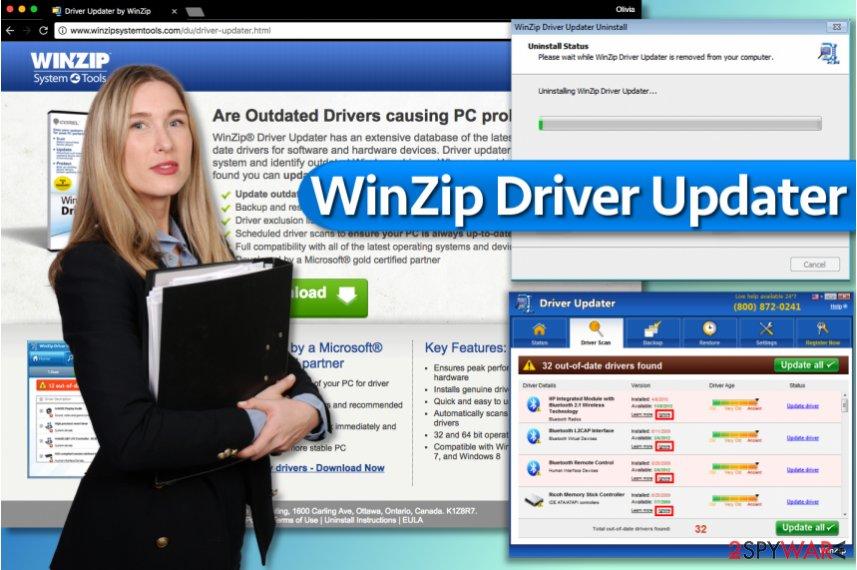 Remove WinZip Driver Updater (Tutorial) - Aug 2019 update
