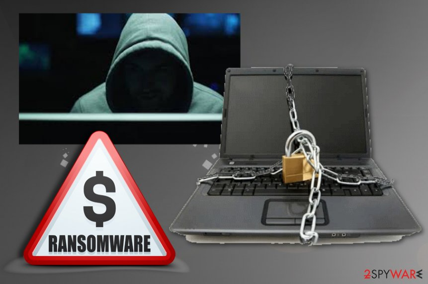 Wise ransomware