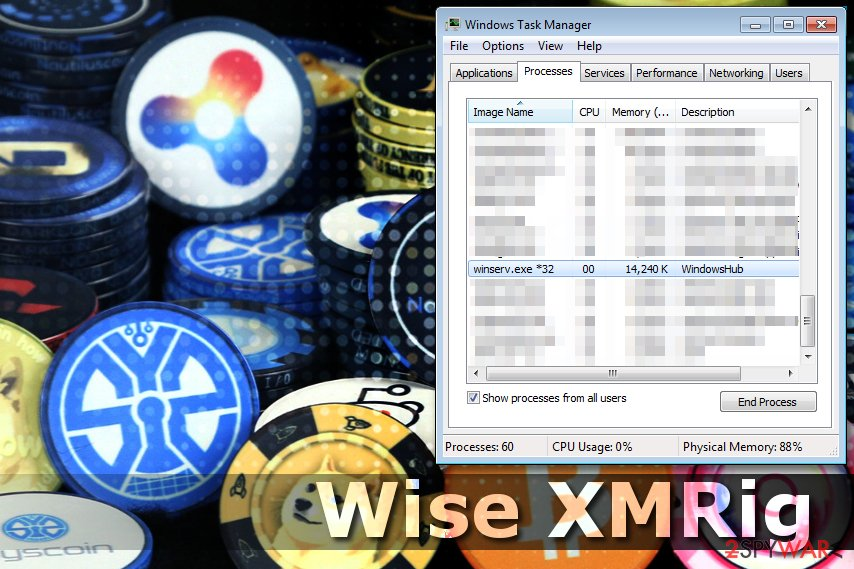 Remove Wise XMRig virus (Removal Guide) - updated Feb 2018