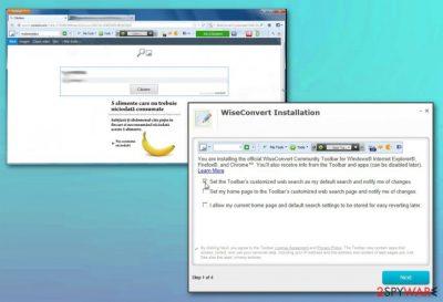 WiseConvert Toolbar