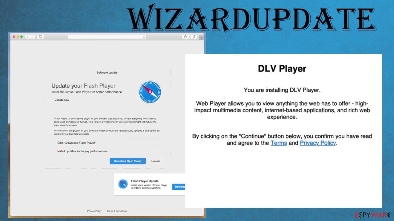 WizardUpdate intruder