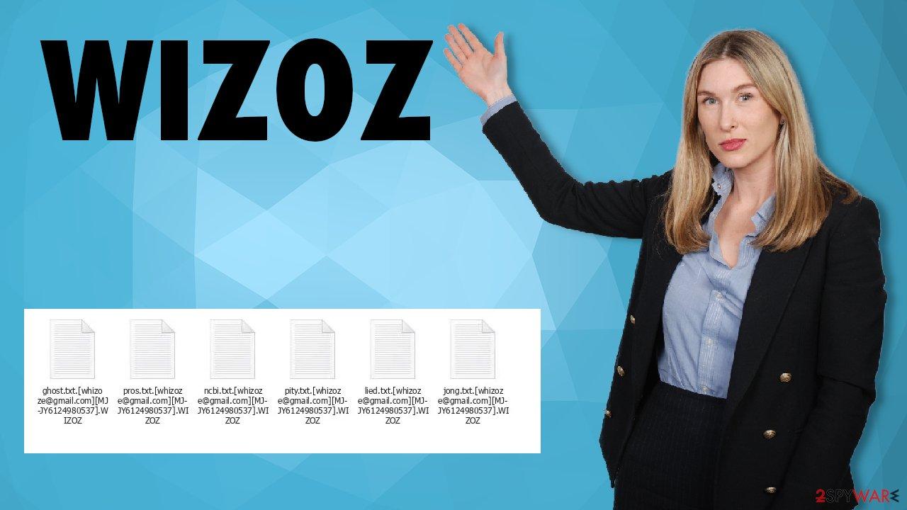 WIZOZ file virus