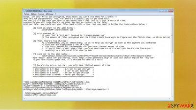 Woodrat ransomware