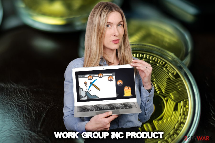 Work Group Inc Product malware