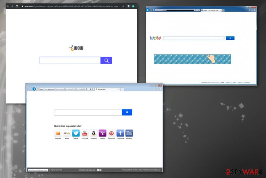 Wow Search virus