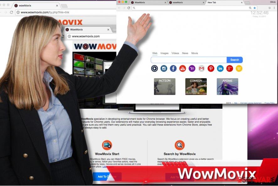 WowMovix programs