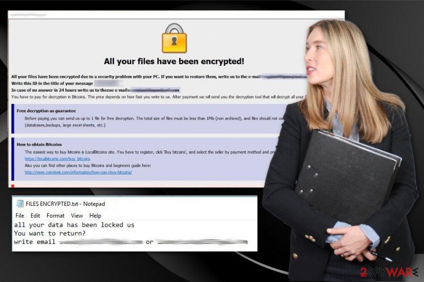 writehere@qq.com ransomware virus