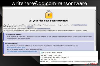 writehere@qq.com ransomware