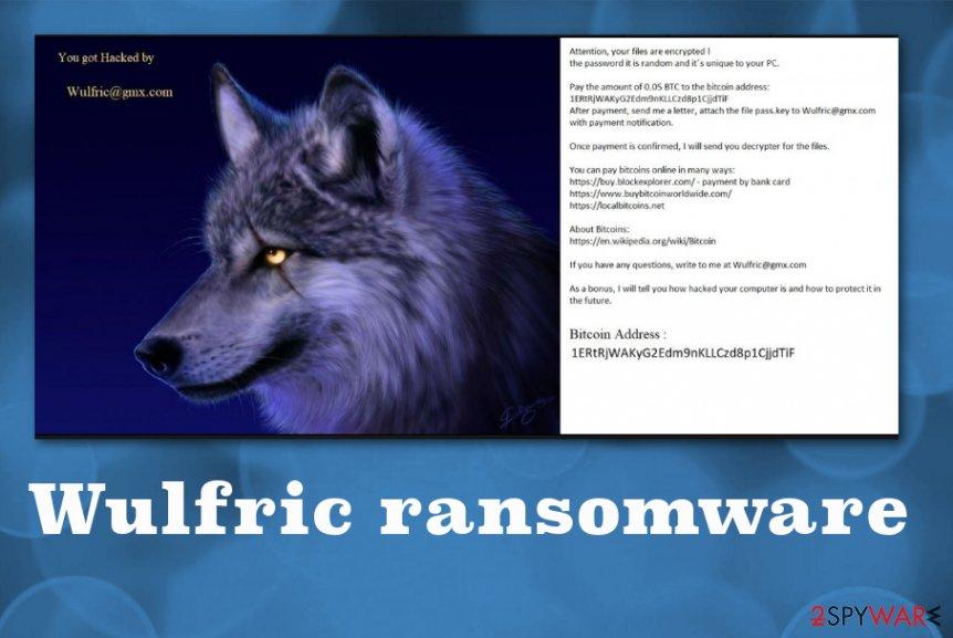 Wulfric ransomware