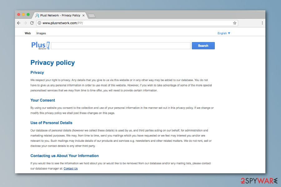 www-searching.com Privacy Policy