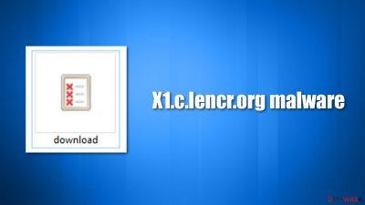 X1.c.lencr.org virus
