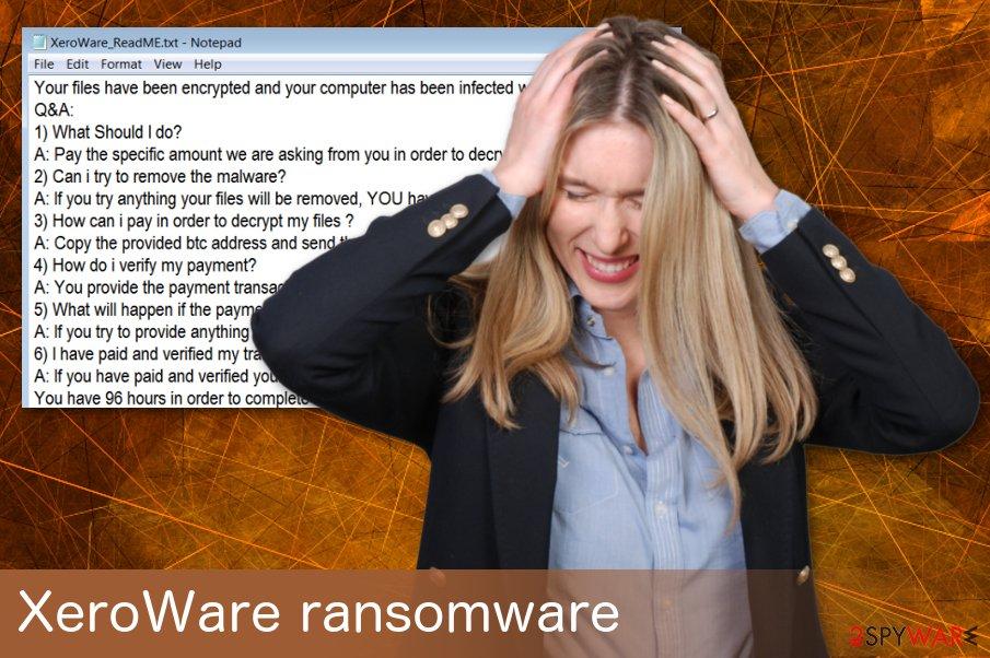 XeroWare ransomware