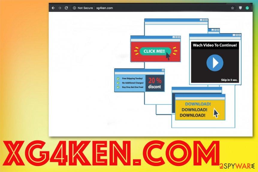 Xg4ken.com malware
