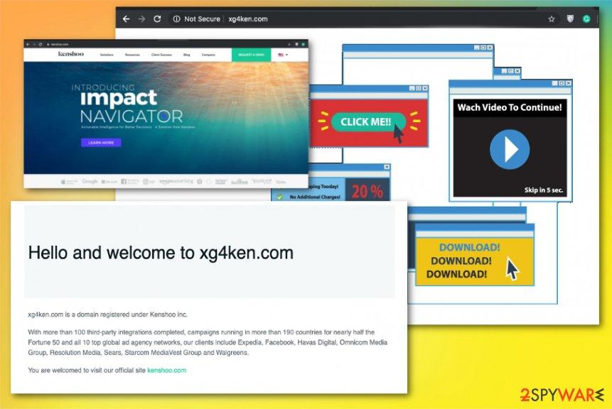 Xg4ken.com virus