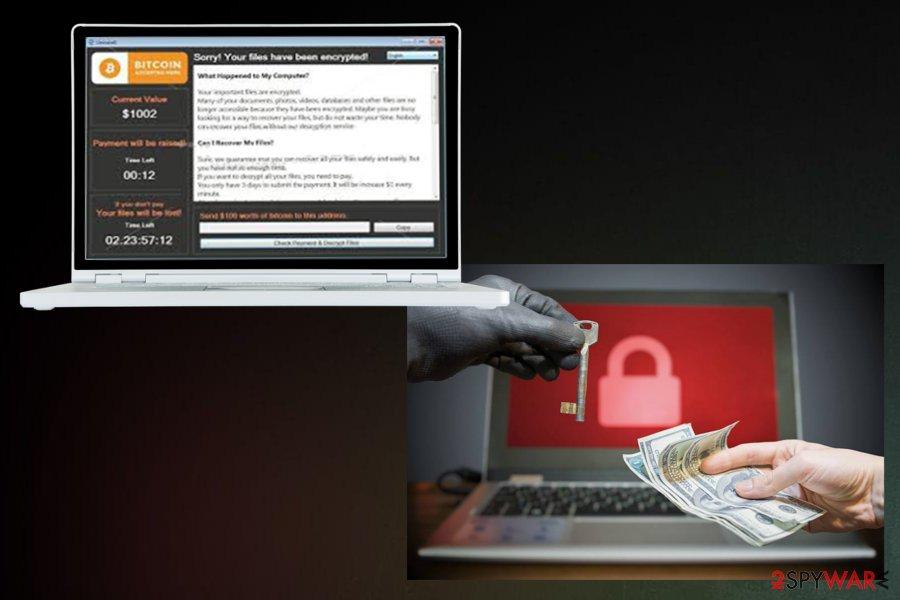 Xlockr ransomware virus