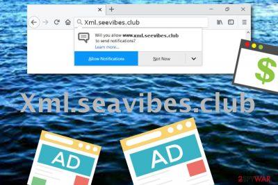 Xml.seavibes.club ad-supported program