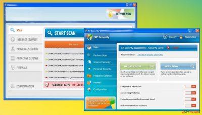 XP Security Tool